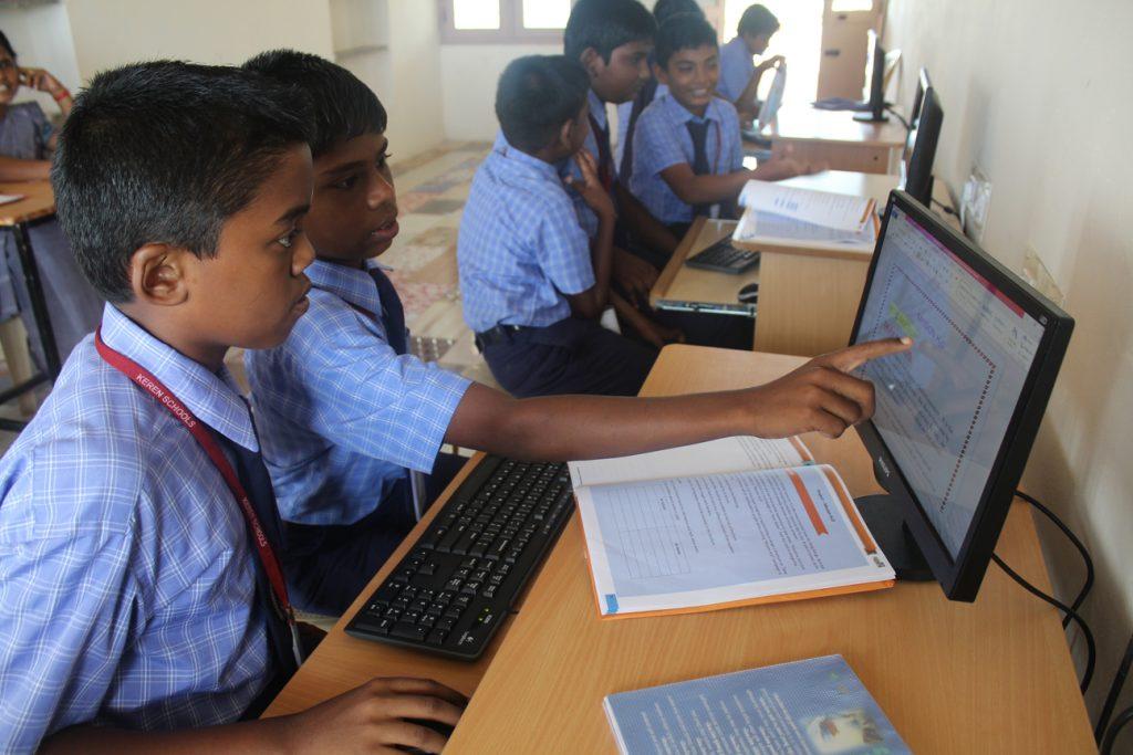 computer lap