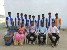 under 17 football team